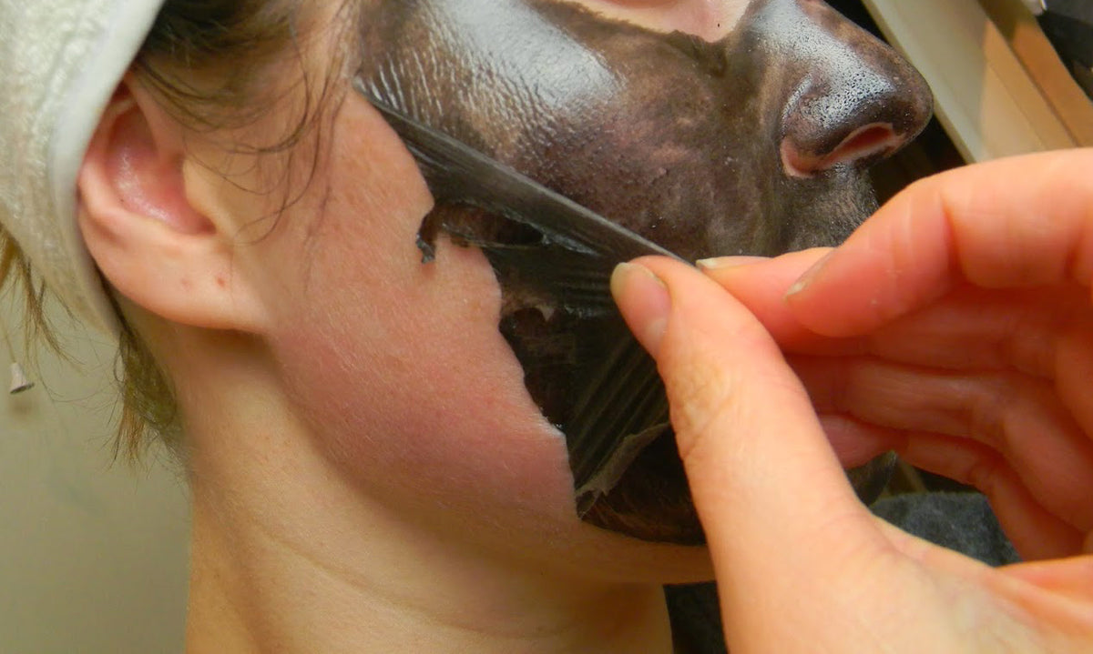 Charcoal Peel Off Masques - Whats the story?