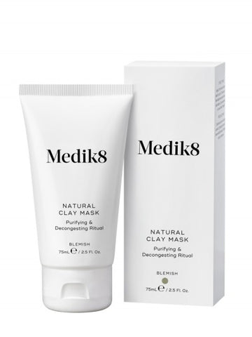 Medik8 Natural Clay Mask