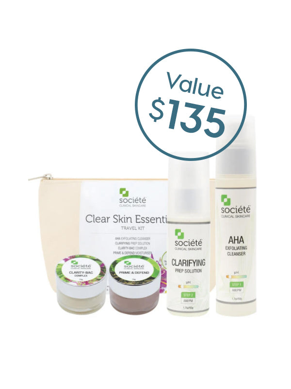 Societe Clear Skin Essential Kit