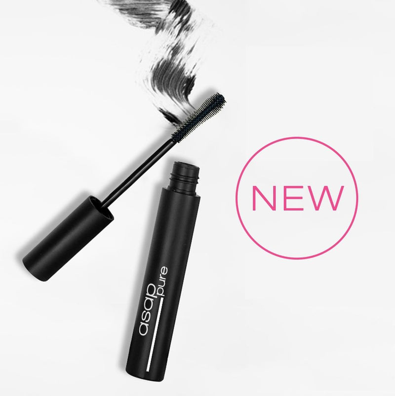 ASAP Pure Mineral Mascara Black