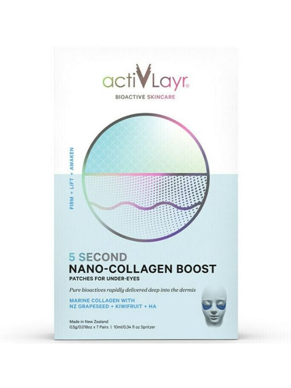 ActivLayr 7 Day Nano-Collagen Eye Boost Pack