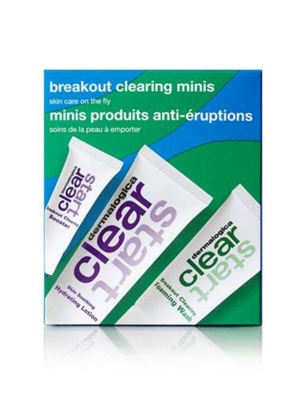 Clear Start by Dermalogica Breakout Clearing Minis