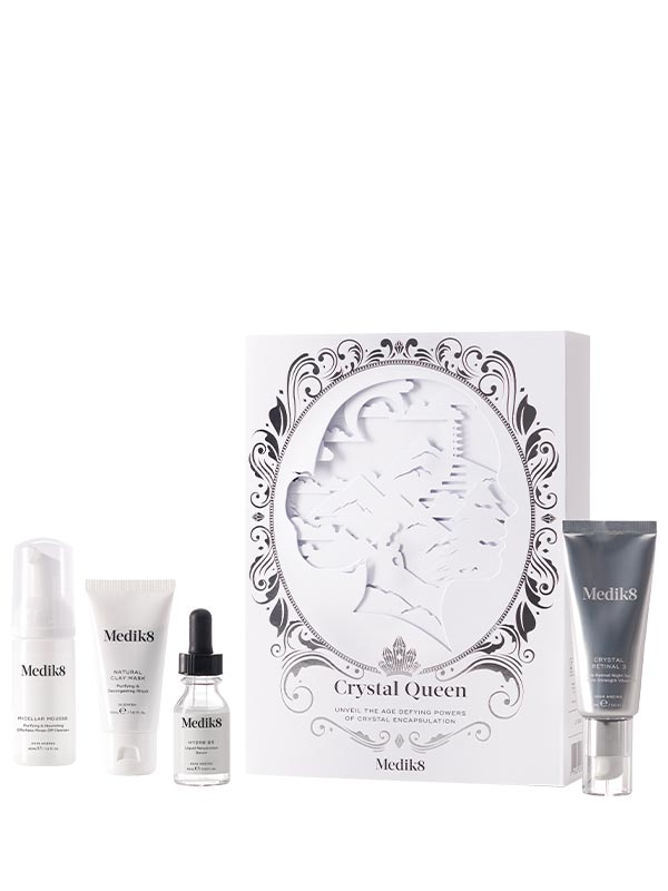 Medik8 Crystal Queen Kit