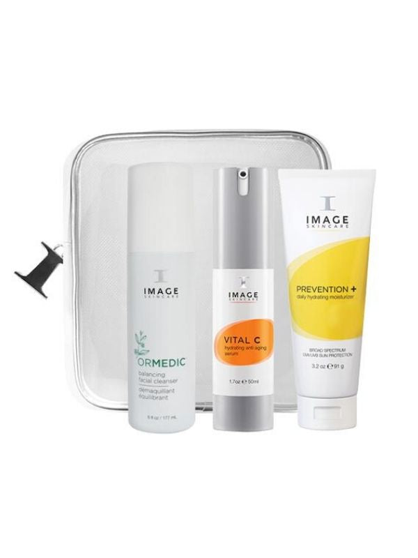 Image Skincare 3-Step Pack Normal-Dry