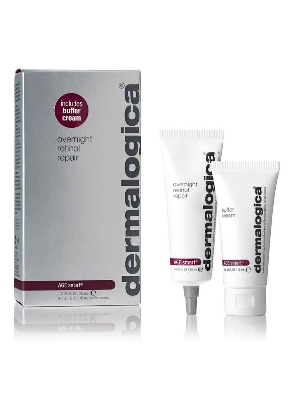 Dermalogica Overnight Retinol Repair .50% + Buffer Cream