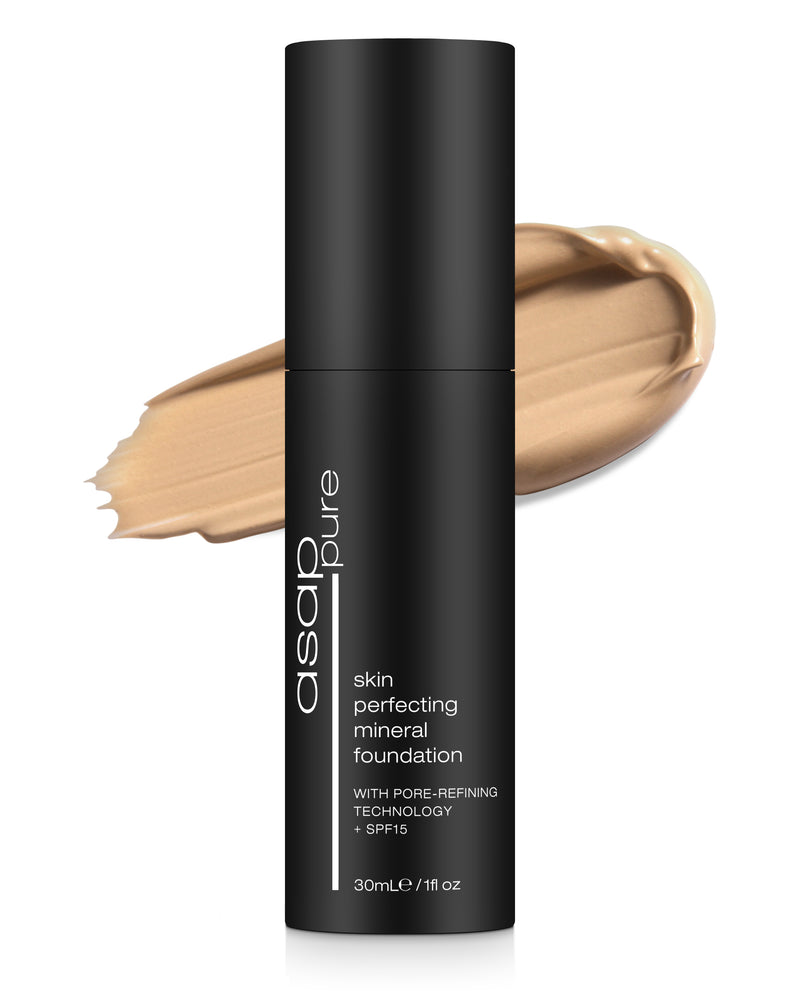 ASAP Pure Skin Perfecting Mineral Foundation