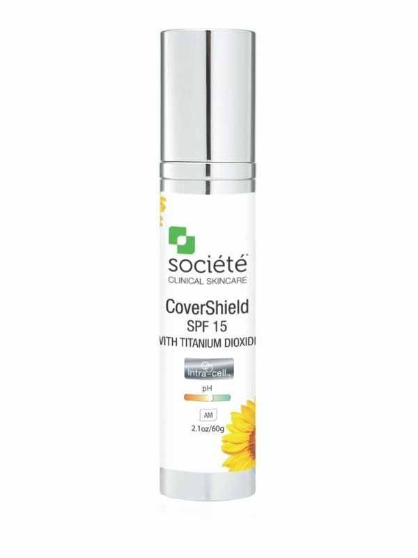 Societe CoverShield SPF 15