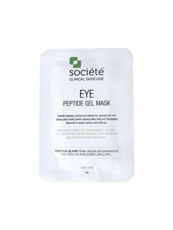 Societe Eye Peptide Gel Mask