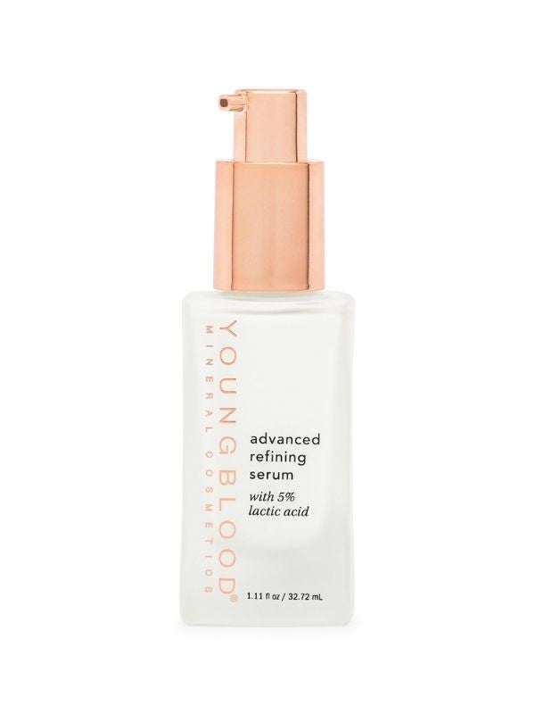 Youngblood Advanced Refining Serum with 5% Lactic Acid