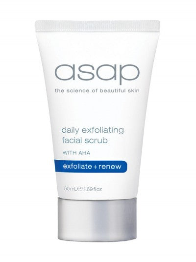 ASAP Daily Exfoliating Facial Scrub