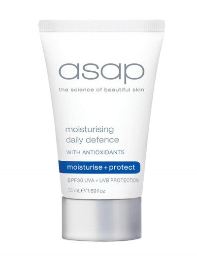 ASAP Moisturising Daily Defence SPF50+