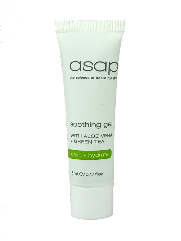 Sample of ASAP Soothing Gel