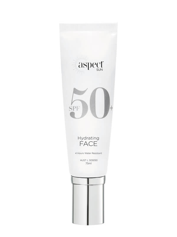 Aspect Sun Hydrating Face SPF50+