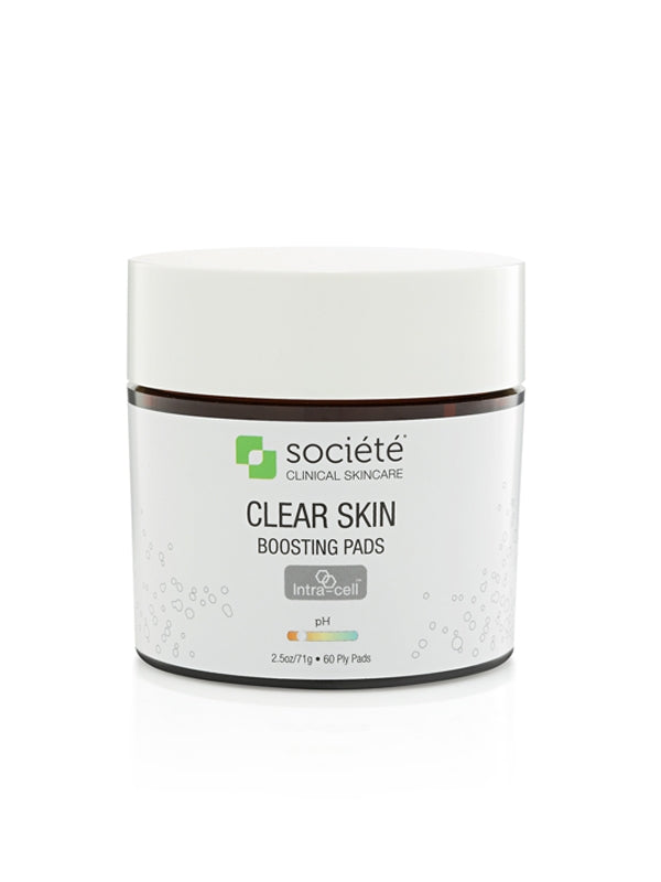 Societe Clear Skin Boosting Pads