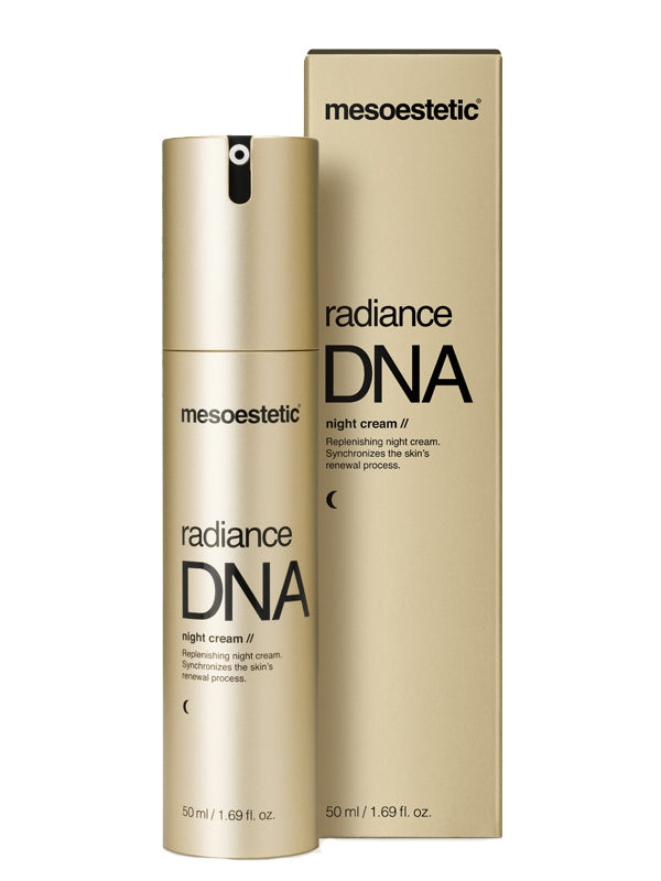 Reward - Mesoestetic Radiance DNA Night Cream Sachet