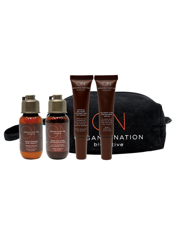 Organic Nation Travel Kit