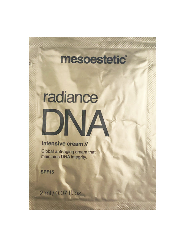 Reward - Mesoestetic Radiance DNA Intensive Cream Sachet