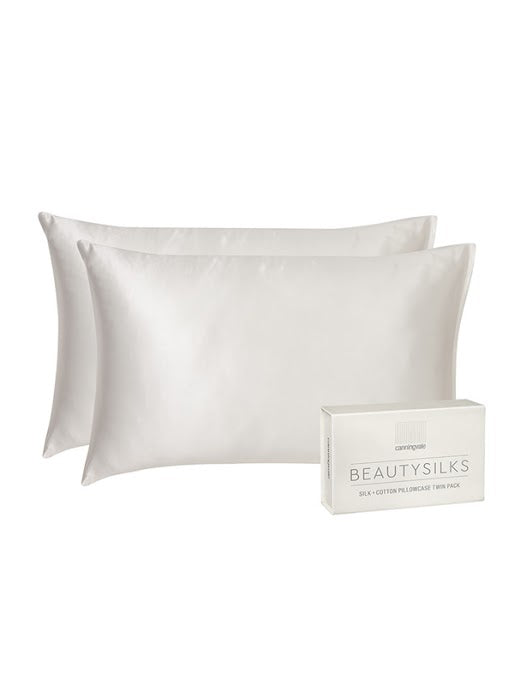 Beautysilks Silk Pillowcases by Canningvale
