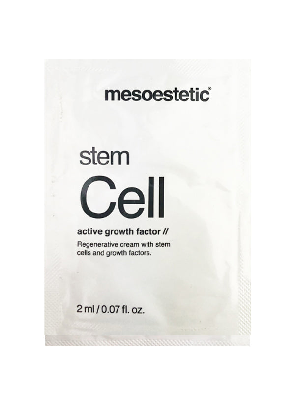 Reward - Mesoestetic Stem Cell Active Growth Factor Sachet