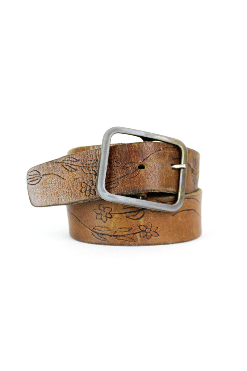 Cass Tooled Belt S