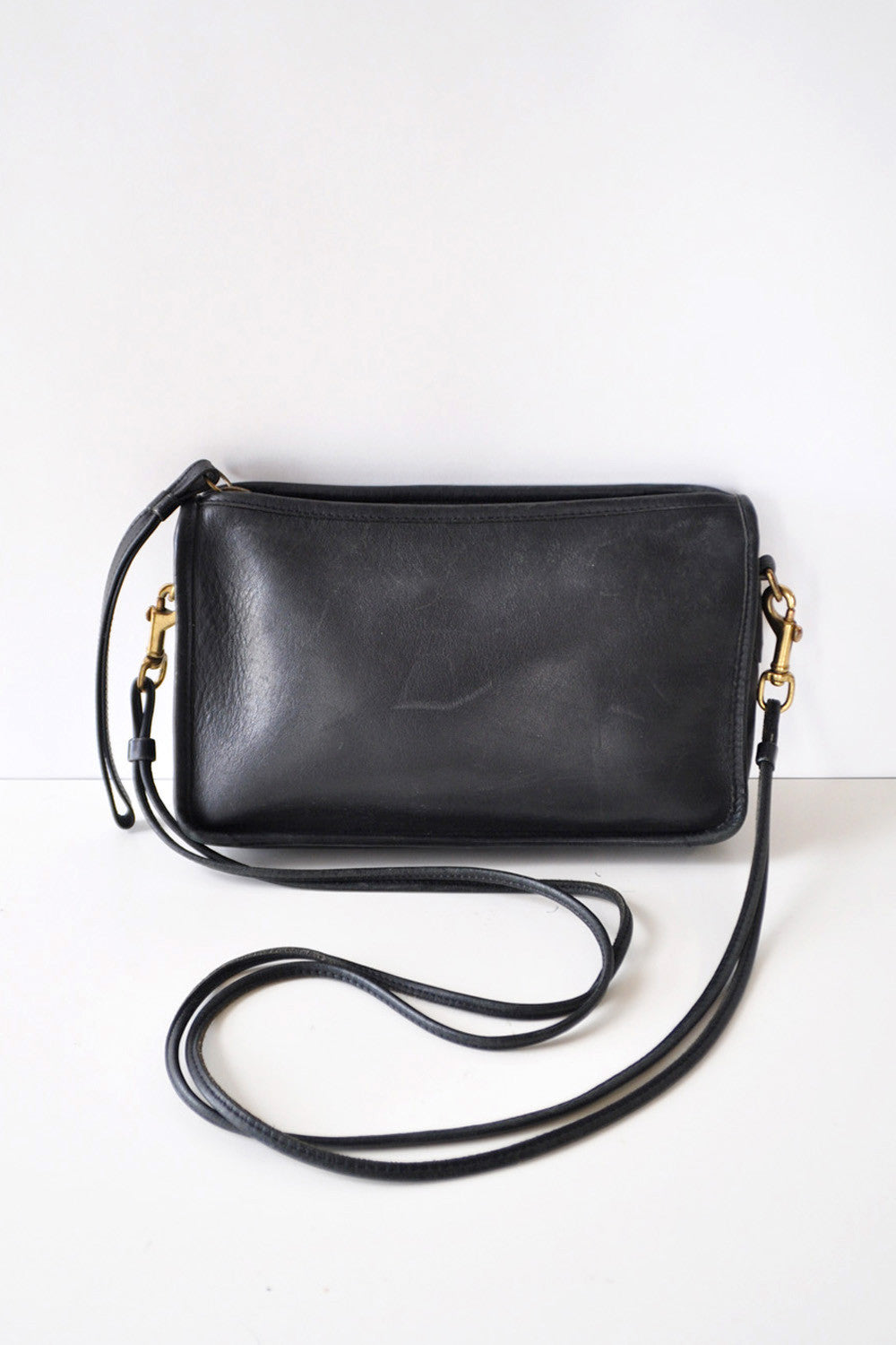 Coach Basic Crossbody Zip Bag