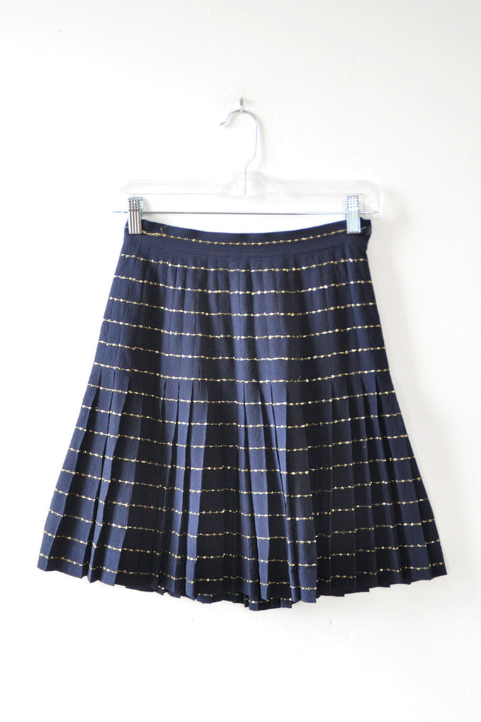 Gold Star Valentino Skirt XS