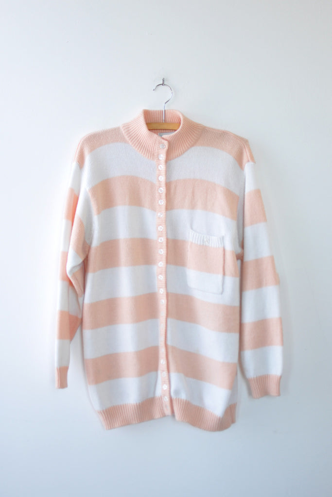 Jamie Scott Button-Up Cardigan XS/S/M