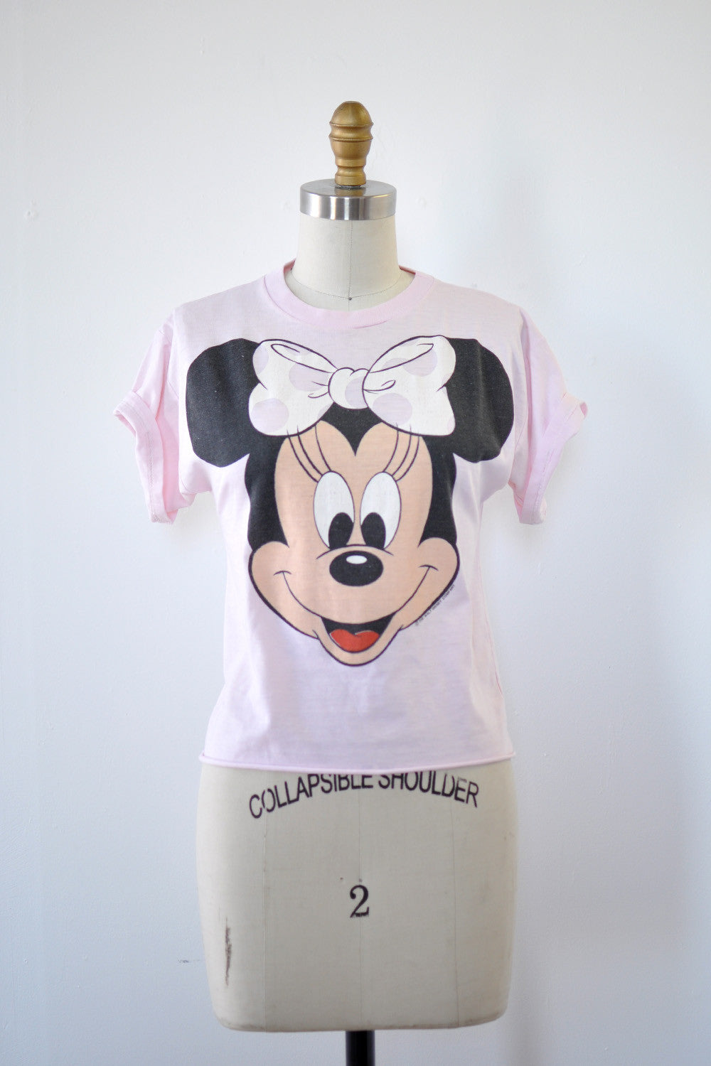 Minnie Mouse Tee XS/S
