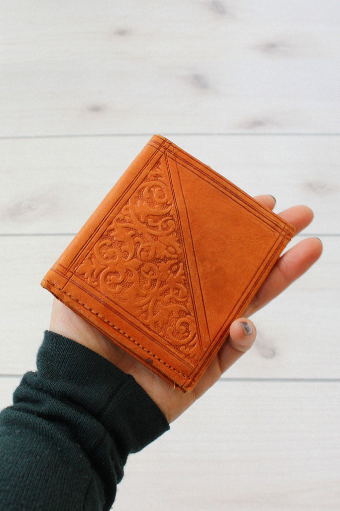 Mara Leather Wallet