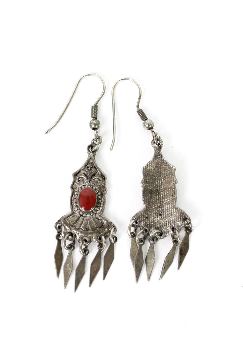 Moorish tassel earrings