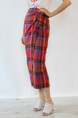 Brooks Plaid Shorts S/M