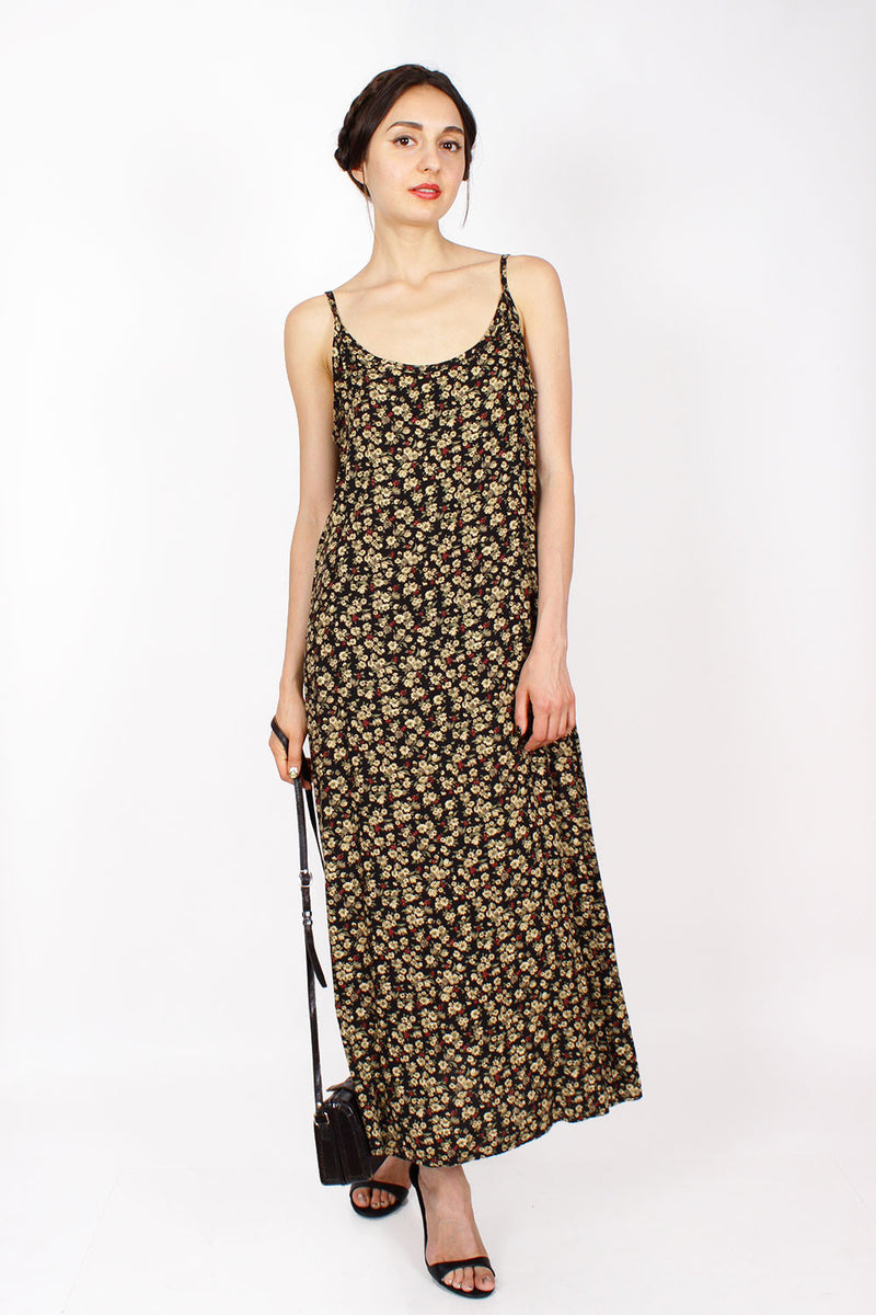 Dolores Long Slipdress M/L
