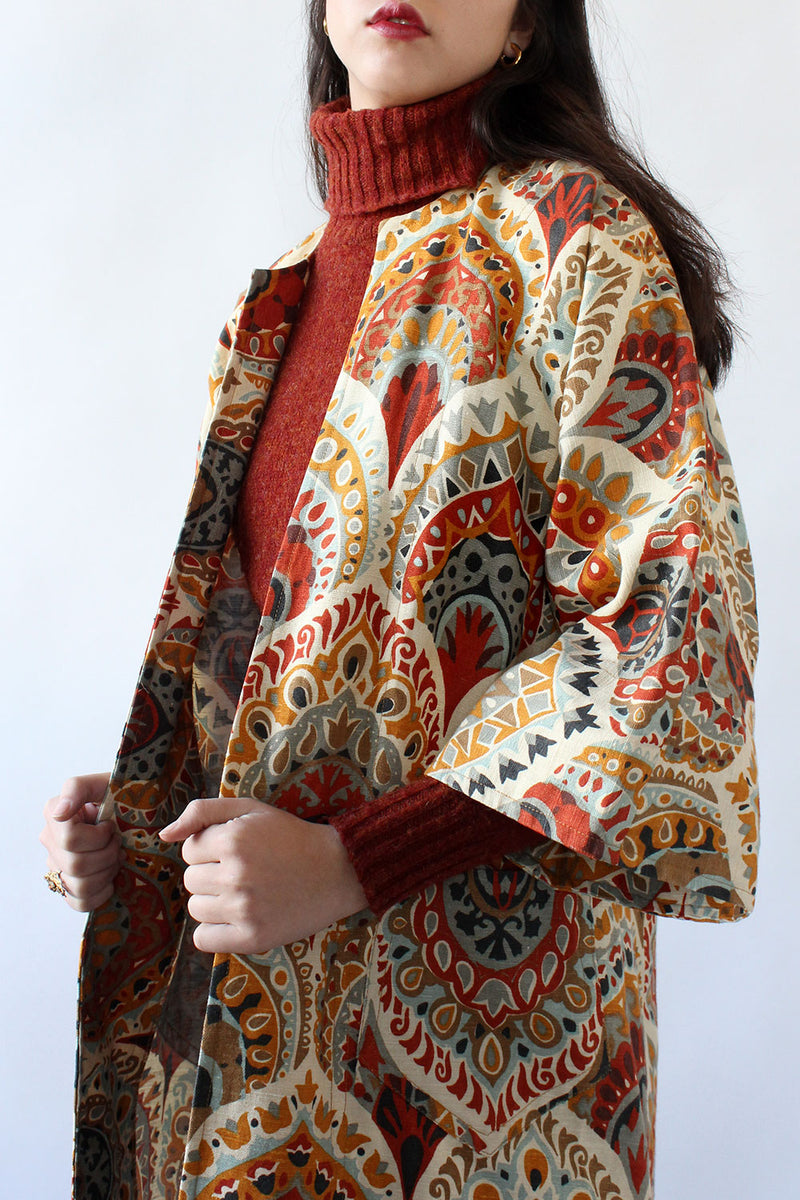 Sundar Duster Jacket S-L