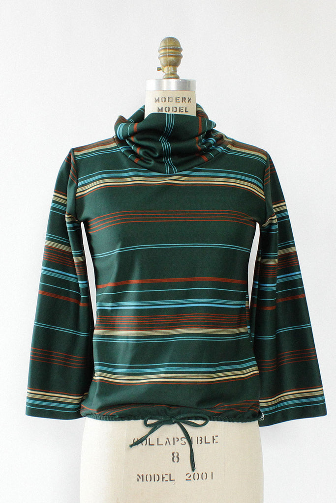 Striped Ms. Fits Top S/M