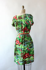 Hawaii 70s Smock Dress S/M