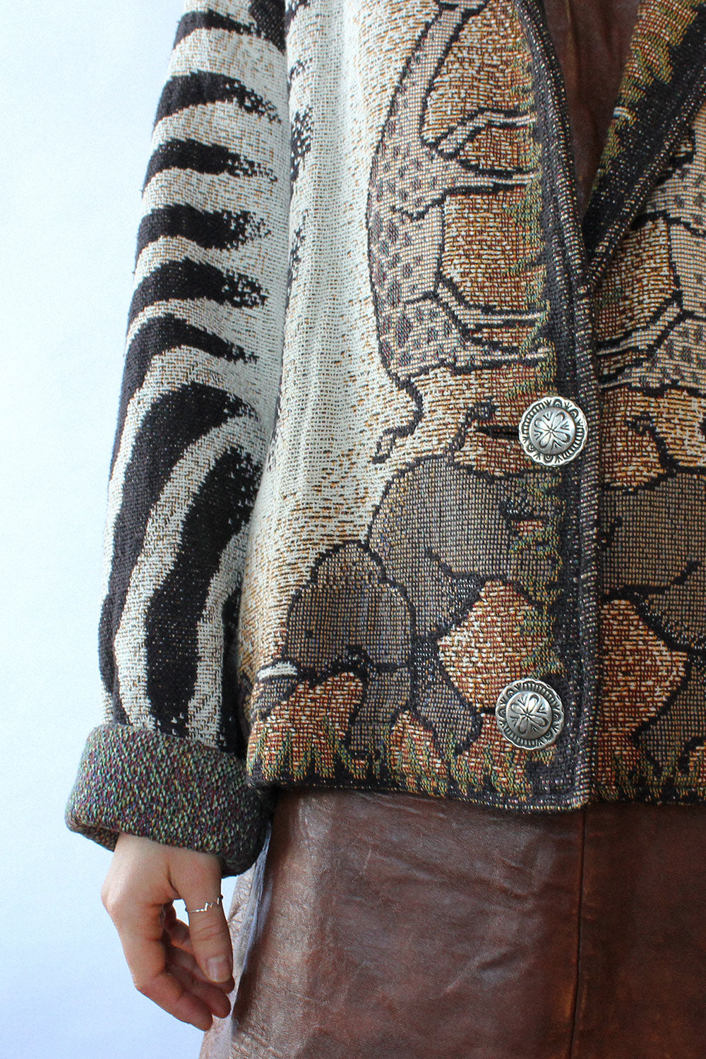 Safari Tapestry Jacket