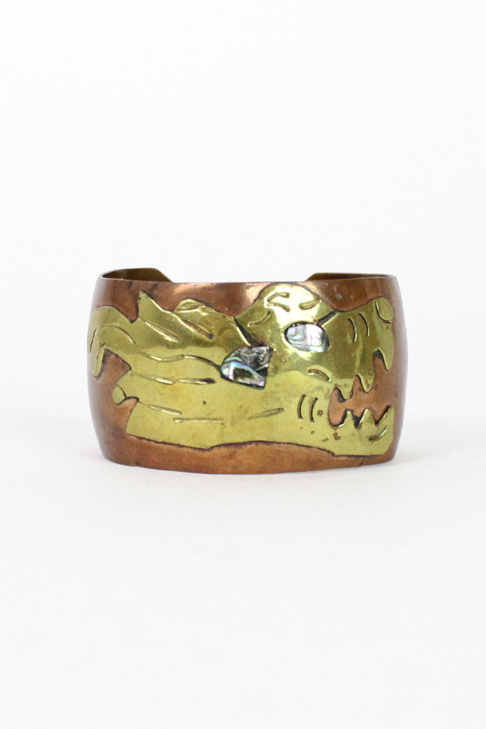 animal predator cuff