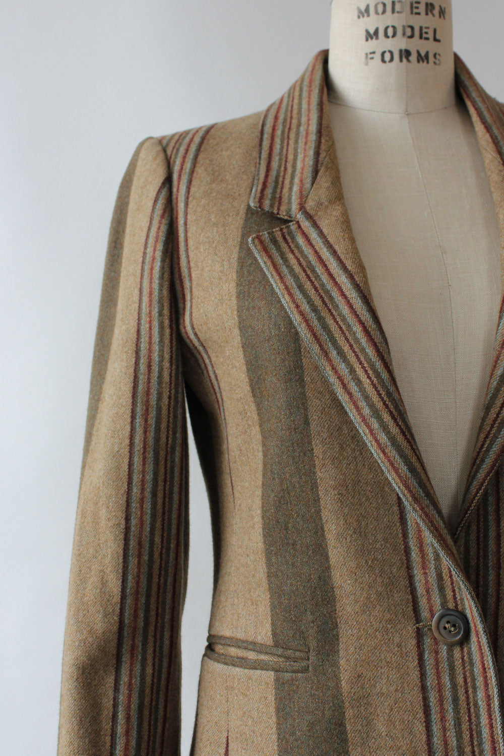 Meyer Striped Blazer S/M