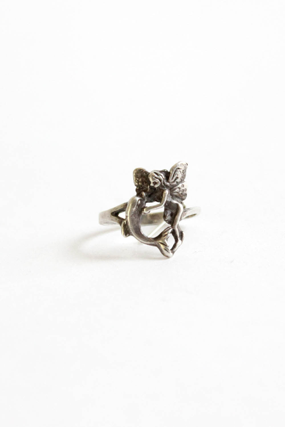 Fairy & Dolphin Ring