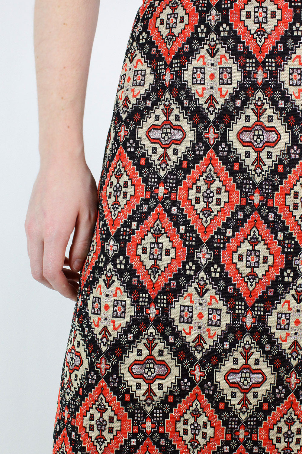 70s Kaleidoscope Skirt S/M
