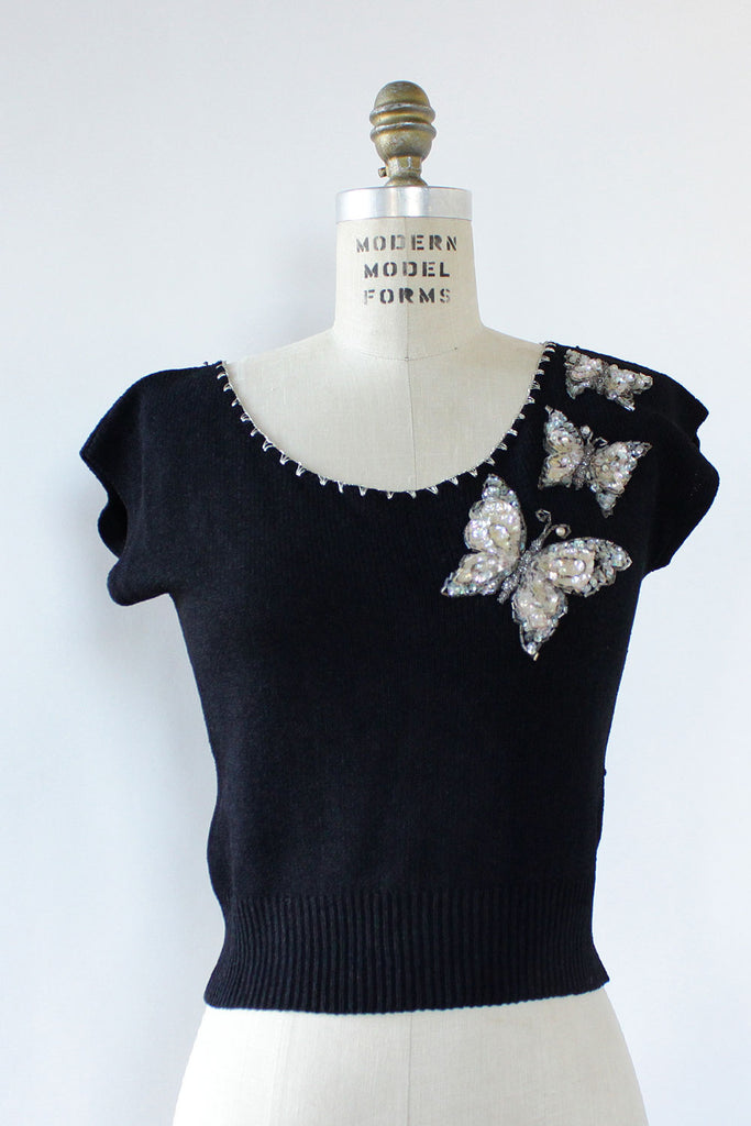 Social Butterfly Top S
