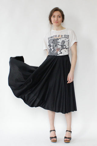 Wildflower Pleated Skirt XS
