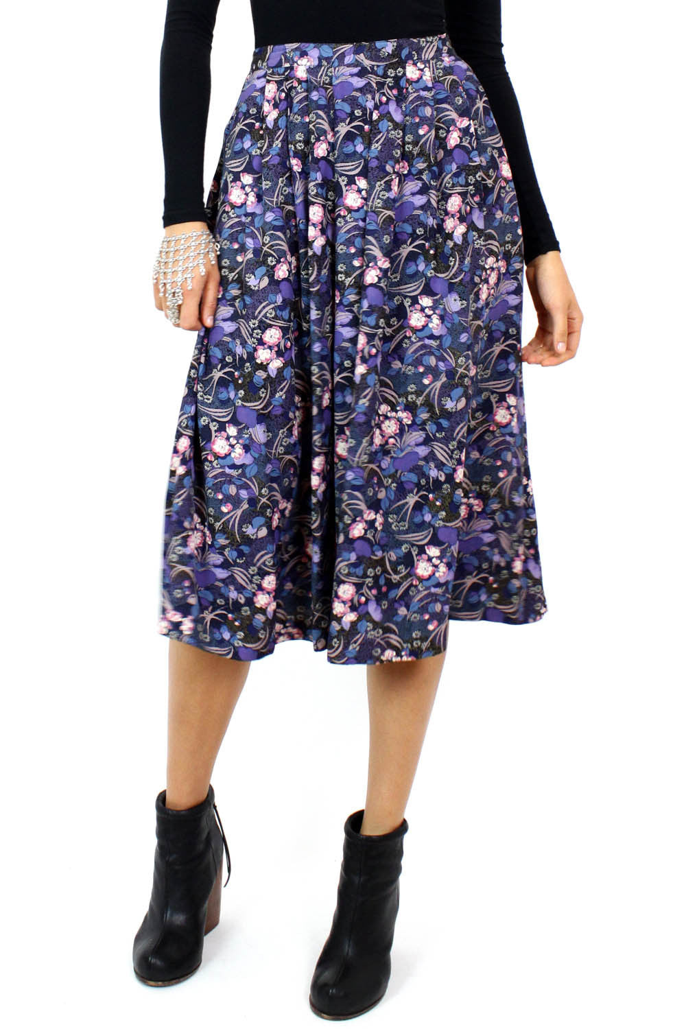Evelyn garden skirt M/L