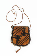 Sale / African Braided Crossbody Bag