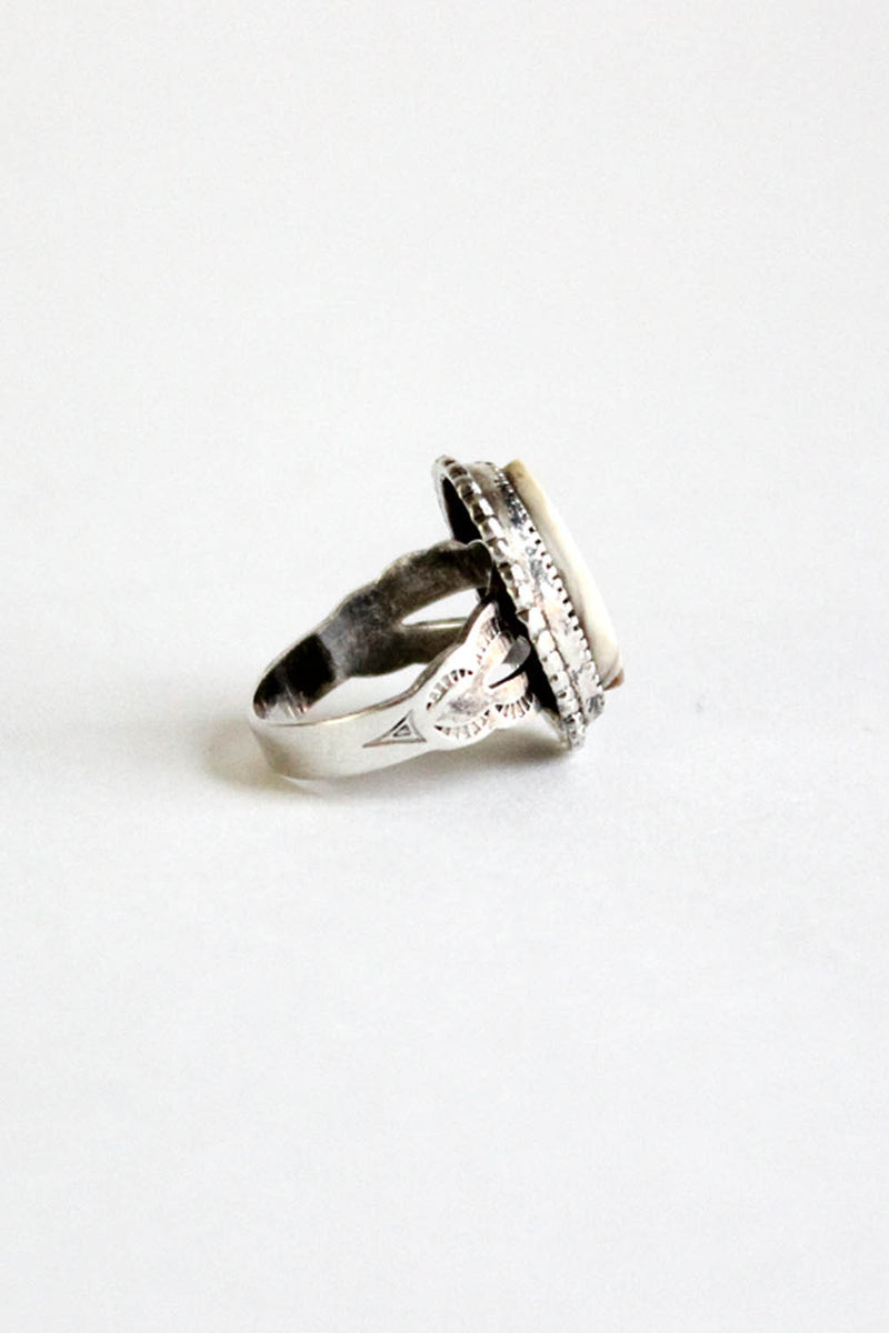 vintage engraved rings