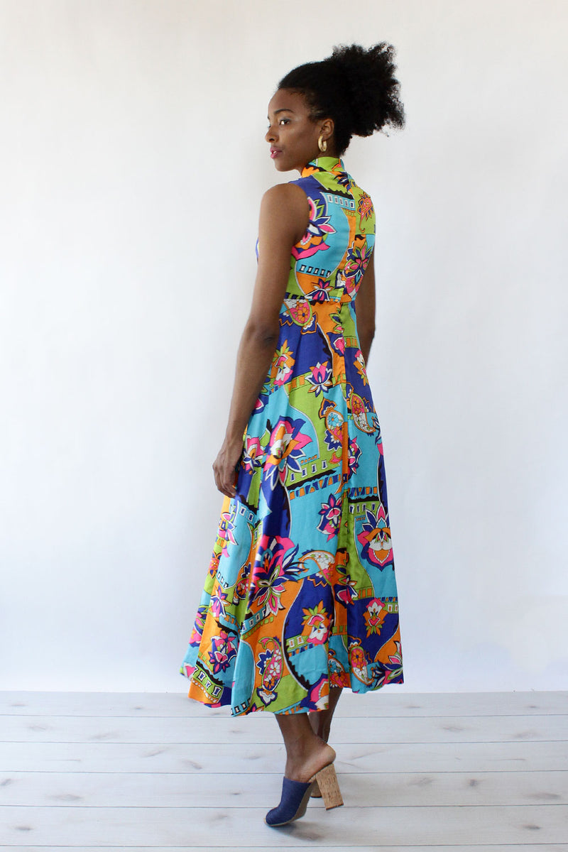 Psychedelic Princess Dress XS/S