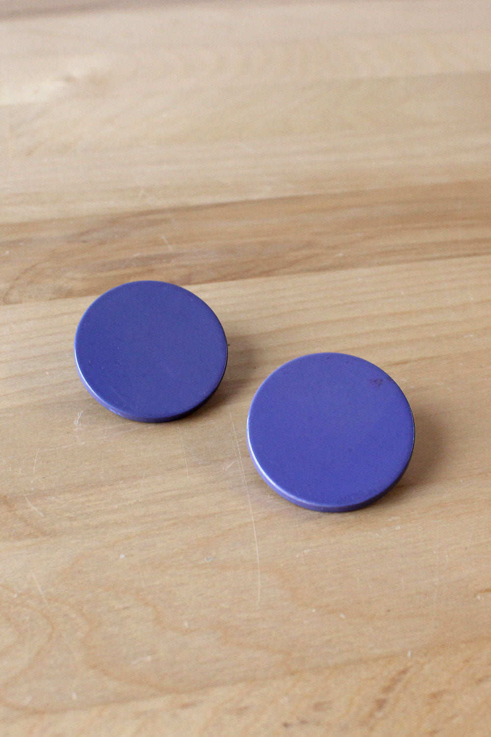 Orchid Disc Clip-ons