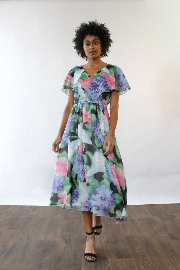 Blooming Garden Dress M