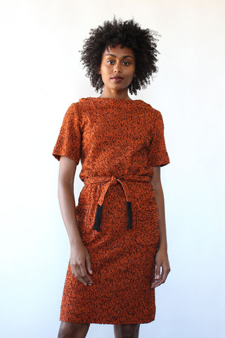 Goldworm Mash-up Sweaterdress M