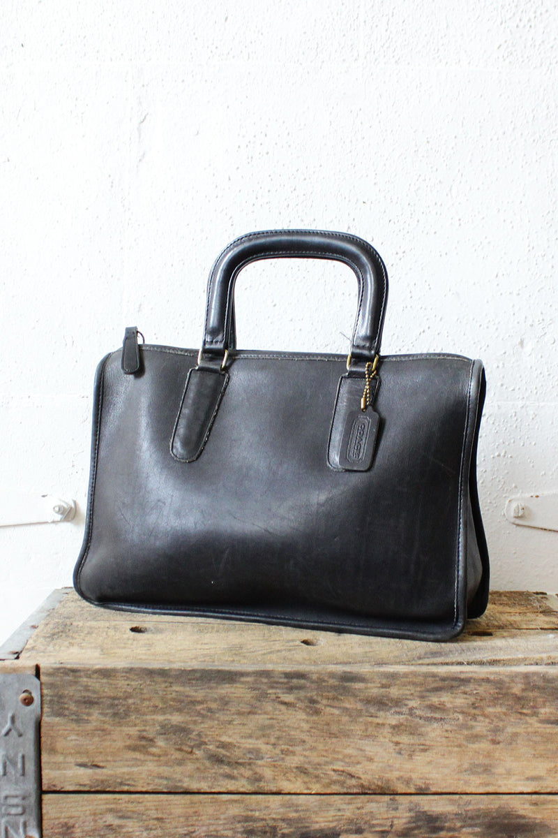 Coach Attache Bag